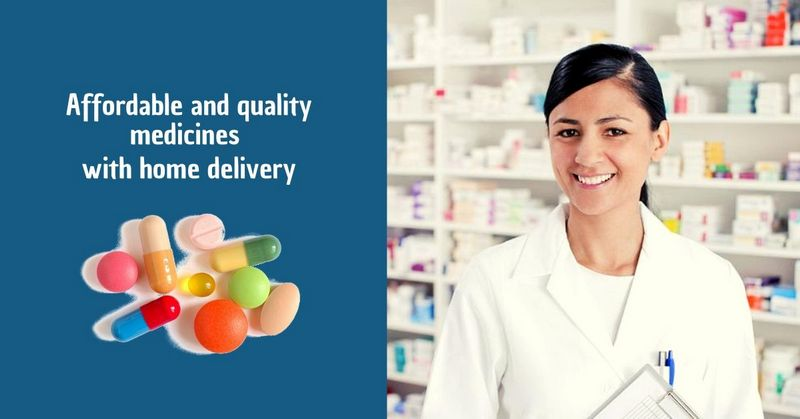 Affordable and quality medicines with home delivery